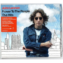 Cd - John Lennon - Power To The People The Hits