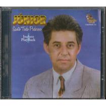 Cd Junior - Santo Todo Poderoso [bônus Playback]