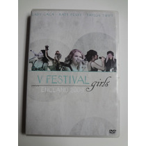 Dvd V Festival Girls England 2009