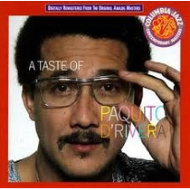 Cd A Taste Of Paquito D