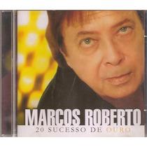 Cd Marcos Roberto Novo Não Lacrado Raro