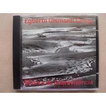 Egberto Gismonti- Cd Música De Sobrevivência- 1993 Importado
