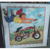 Dance Classics (cd) - Coletânea Original Funk - Flash Back
