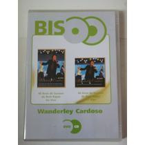 Dvd+cd Wanderley Cardoso 40 Anos Bom Rapaz Vivo Jovem Guarda