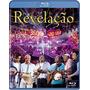Blu-ray Grupo Revelação 360º Ao Vivo (2012) Lacrado Original