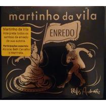 Cd Martinho Da Vila - Enredo