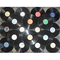Lote 40 Discos/lp Para Decoração/ Artesanato, Menor Preço!!!