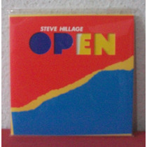 Cd Mini Lp Steve Hillage - Open Remaster Bonus S/obi