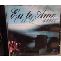 Eu Te Amo Vol. 2 ( Cd ) - Coletânea Love Songs