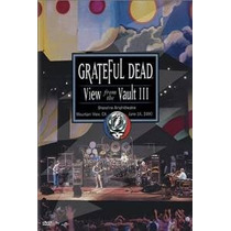 Dvd Grateful Dead View From The Vault 3 - Usa