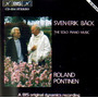 Cd Sven-erik Back - The Solo Piano Music - Roland Pontinen