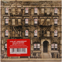 Led Zeppelin - Physical Graffiti - Deluxe Edition - 3 Cds -