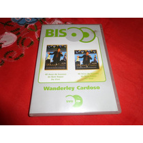 Dvd + Cd Wanderley Cardoso - 40 Anos Bom Rapaz Ao Vivo