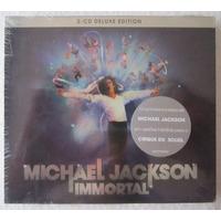 Cd Michael Jackson Immortal Duplo Lacrado