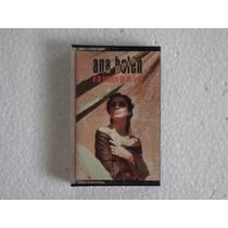 Ana Belen - A La Sombra De Un Leon - Fita K7, Edição 1988