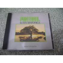 Cd - Pantanal Suite Sinfonica Marcus Viana Bloch Discos 1990