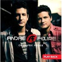 André & Felipe Playback Chuva De Poder