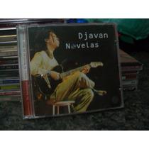 Cd Djavan - Novelas