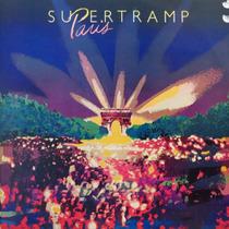 Lp - Supertramp - Live In Paris - Vinil Raro Duplo