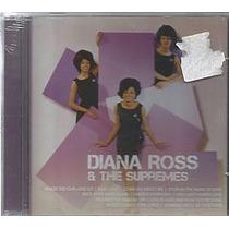 Cd Diana Ross & The Supremes - Best Of (novo-lacrado)