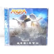 Angra Rebirth Cd Autografado 3 Integrantes
