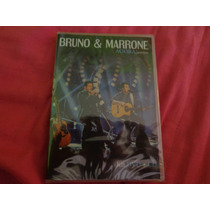 Dvd + Cd Bruno & Marrone - Agora Ao Vivo (lacrado)