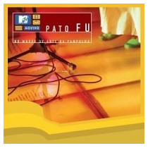 Cd Pato Fu Mtv Ao Vivo (2002) - Novo Lacrado Original