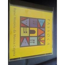 Cd Passoca Breve História Da Musica Caipira
