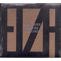 Cd Elza Soares - A Mulher Do Fim Do Mundo (2015) Lacrado