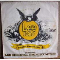 Vinil Lp Lee Jeans - Lee Original Country Music