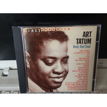 Art Tatum, Cd Body And Soul, Movieplay-1991
