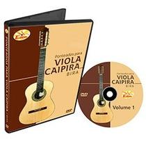Curso De Ponteados P Viola Caipira Em Dvd - Volume 1 - Edon