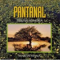 Cd Marcus Viana Pantanal (1990) - Novo Lacrado Original