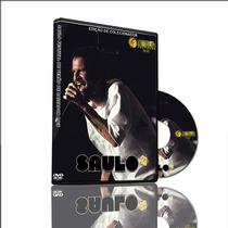 Dvd Saulo Ao Vivo Festival De Verão De Salvador 2015