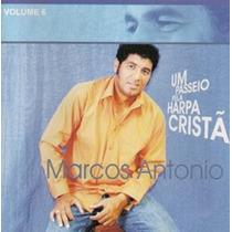 Cd Marcos Antônio - Um Passeio Pela Harpa Cristã / Bônus Pla