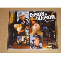 Edson & Hudson Despedida Cd Lacrado Novo Original