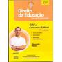Cd Lacrado Audio Livro Direito Da Educacao Escute E Aprenda