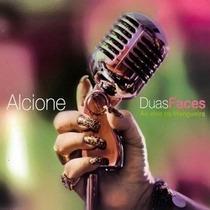 Cd Alcione - Duas Faces Ao Vivo Na Mangueira (lacrado)