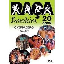Dvd Raça Brasileira - 20 Anos