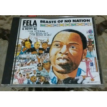 Cd Fela Kuti Egypt 80 Beasts Of No Nation Shanachie Raro