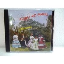 Teixeirinha Assim É Nos Pampas Cd Original Impecável