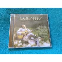 Cd Country Love Hits 1ª Edição 2003 Raro Lacrado Coleção
