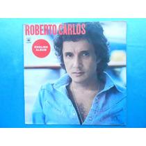 Lp Roberto Carlos P/1981- English Album-colombia