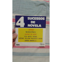 Compacto 4 Sucessos De Novelas (1976)