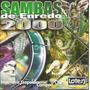 Cd Original Sambas De Enredo 2000 Rio De Janeiro