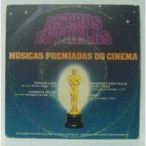Compacto Vinil Astros E Estrelas - Músicas No Cinema