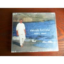 Cd Promocional - Amado Batista