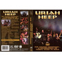 Dvd - Uriah Heep The Legends Continues