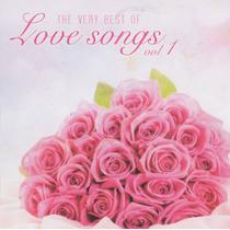Cd The Very Best Of Love Songs Vol 1