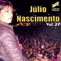 Cd Julio Nascimento Vol. 27 Lacrado Frete Gratis